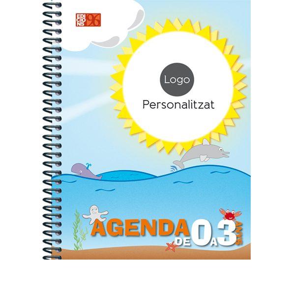 Agenda de 0 a 3